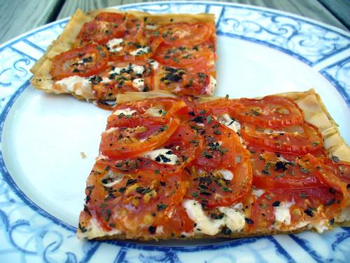 2012-07-27 - Tomato Tart - 0013
