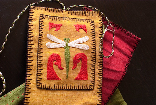 Rus Embroidery Project