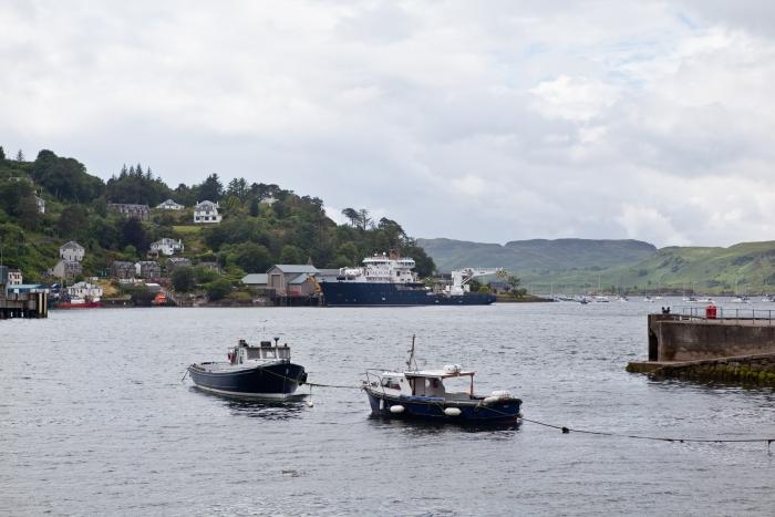 Oban - Scotland