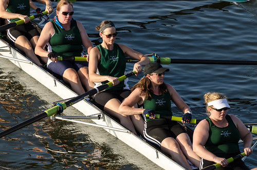 ORC Women's Masters 8