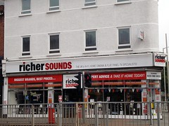 Picture of Richer Sounds, 109 South End