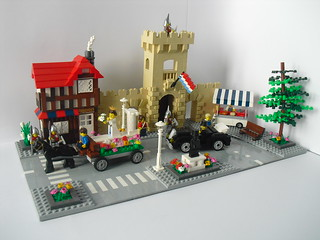 1592 Town Square Remake
