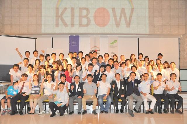 KIBOW-GRA山元 in 東京