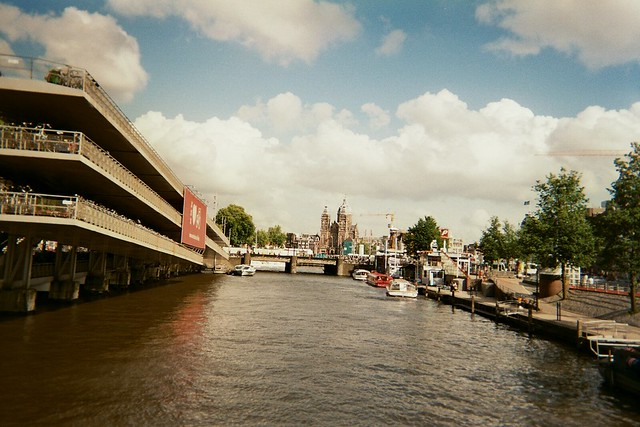 centraal station AMS