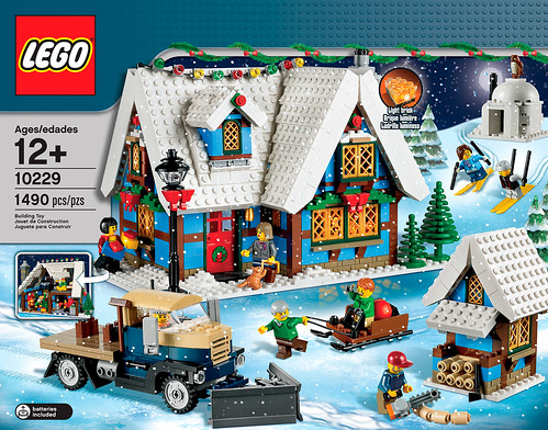 10229 Winter Village Cottage - NA MA