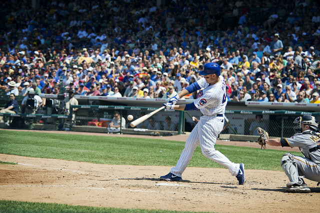 Anthony Rizzo from Flickr via Wylio