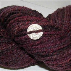 Eric Northman handspun, close up
