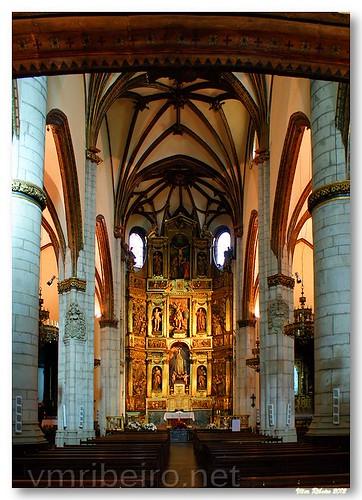 Interior da Igreja de S. Miguel by VRfoto