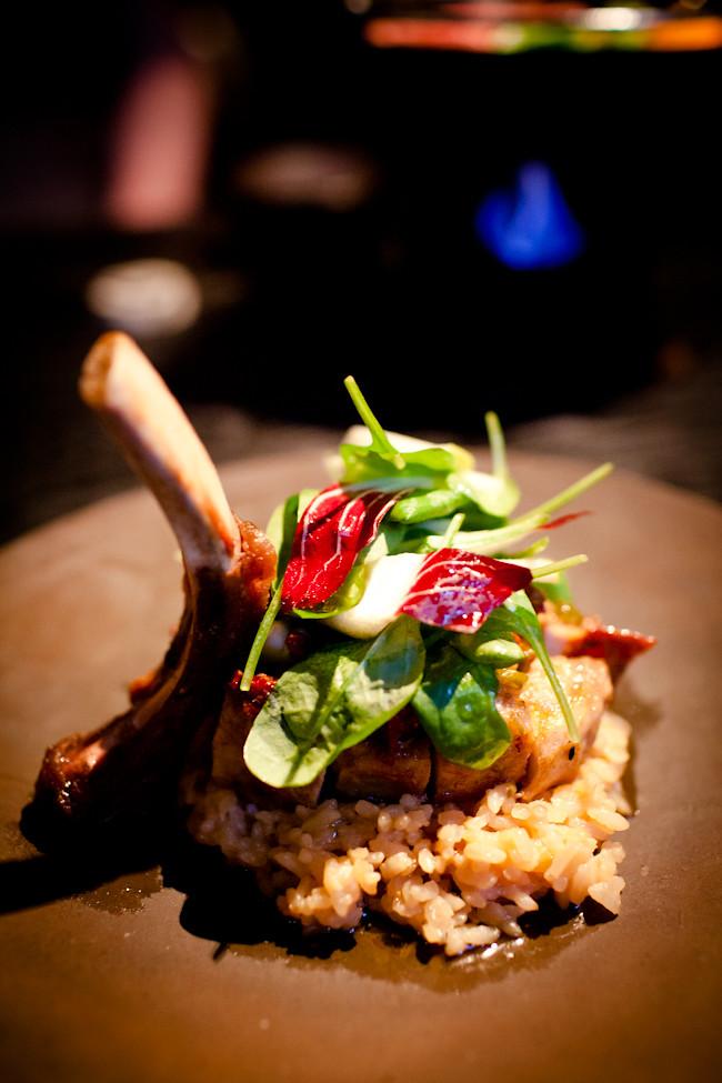 ULA Berlin grilled Iberian pork chop