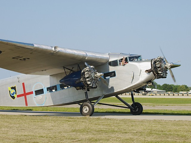 Ford Trimotor Flickr Photo Sharing