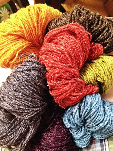 Silky Wool!