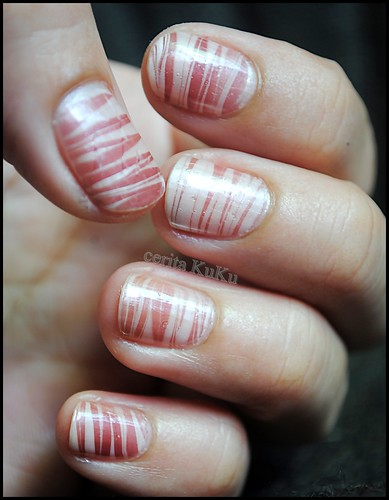 work nail_stripes marble (5)