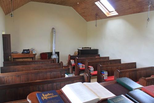 Preacher's View