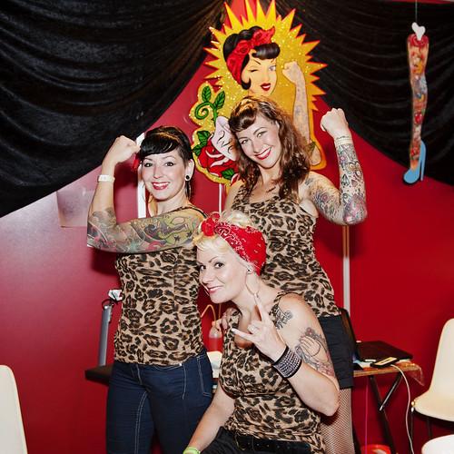 Ladies Tattoo Convention 2011-10
