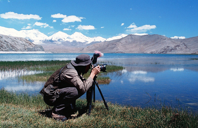 Lake Photgrapher - China, July, 2012