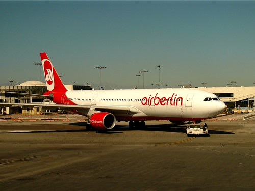 Air Berlin Airbus A330-223
