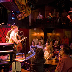 JD McPherson at Rockwood Music Hall