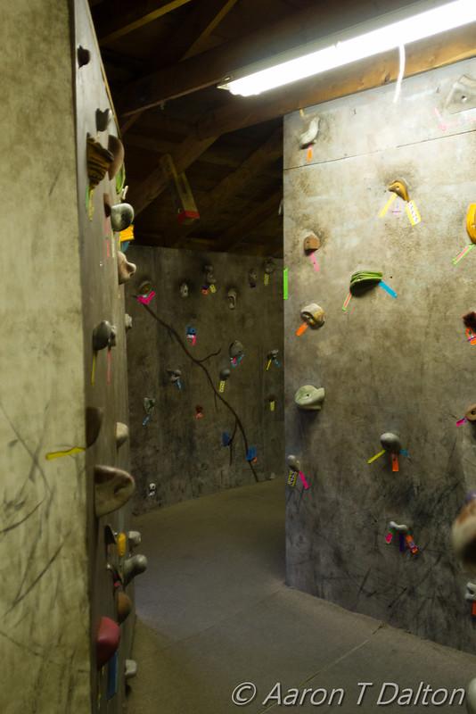 Cimarroncito Rock Gym