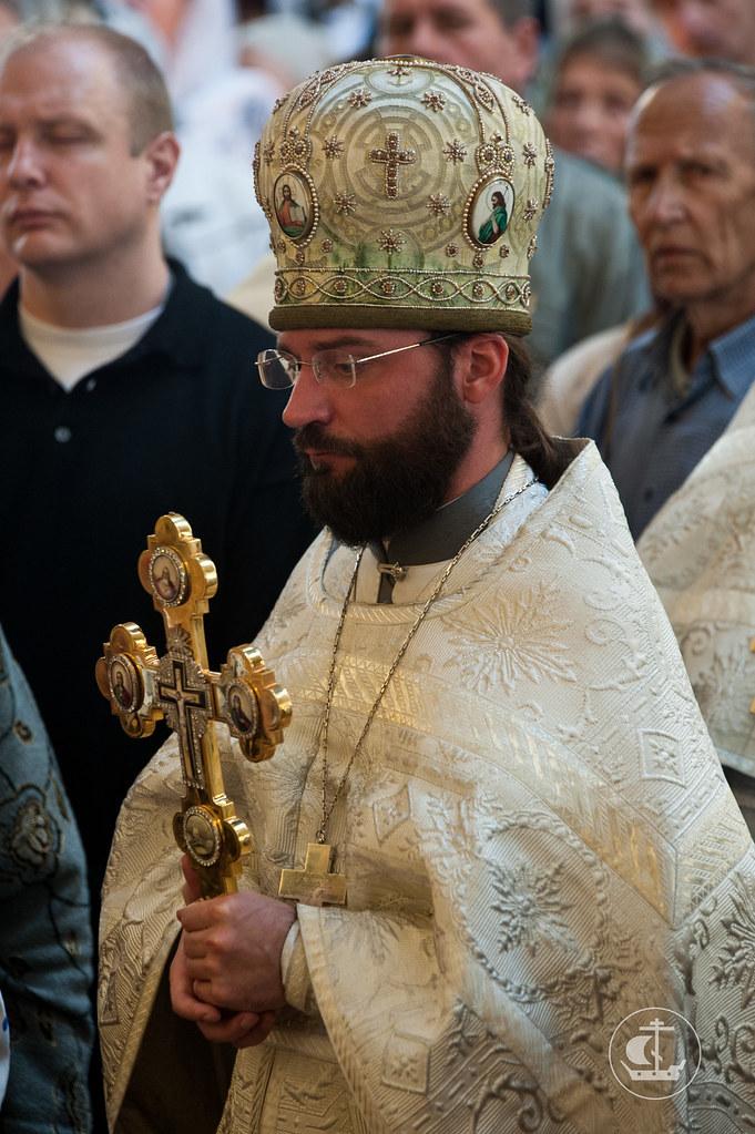 Регент хора Киевской духовной академии
