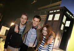Doctor Who Series 7 The Doctor & The Ponds