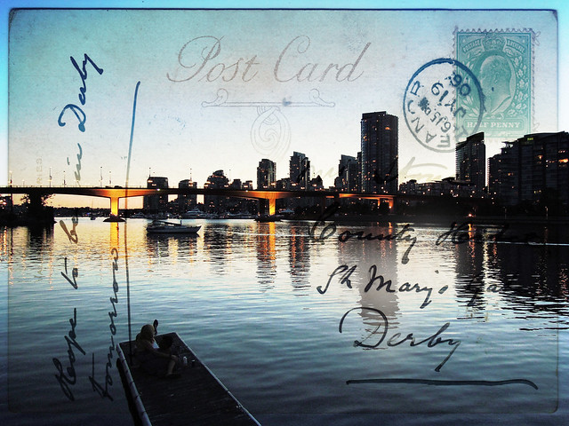 Postcard from Vancouver