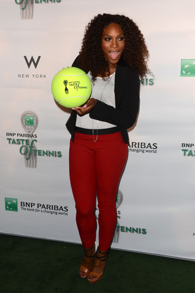 Serena+Williams+13th+Annual+BNP+PARIBAS+TASTE+9Ygw  3hpvF7il