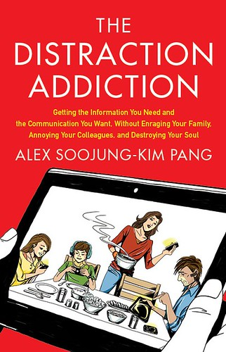 The Distraction Addiction book cover