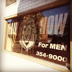 HAIR NOW for MEN.