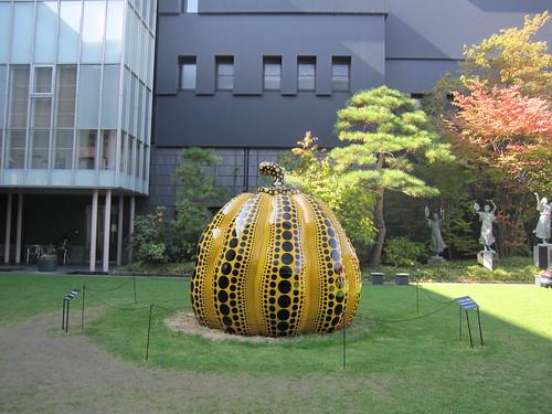 「大いなる巨大な南瓜」 by Poran111