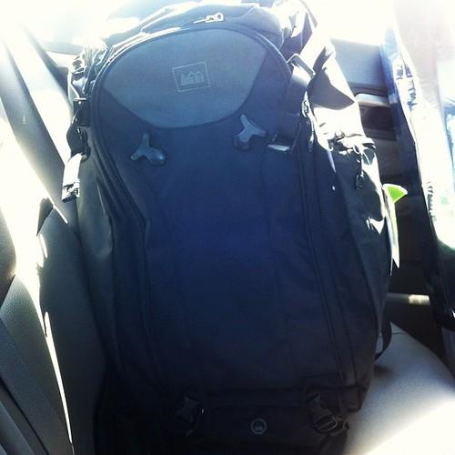 35L REI pack