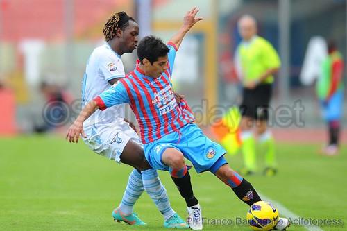 Catania, contro la Lazio gara della vita$