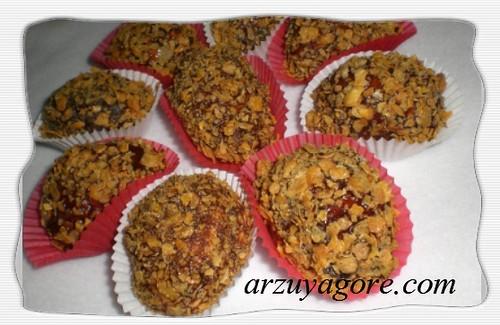 cornflakesli kurabiye-2