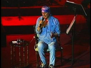 Leonardo Favio live Unite Palace NY DVD (concierto)