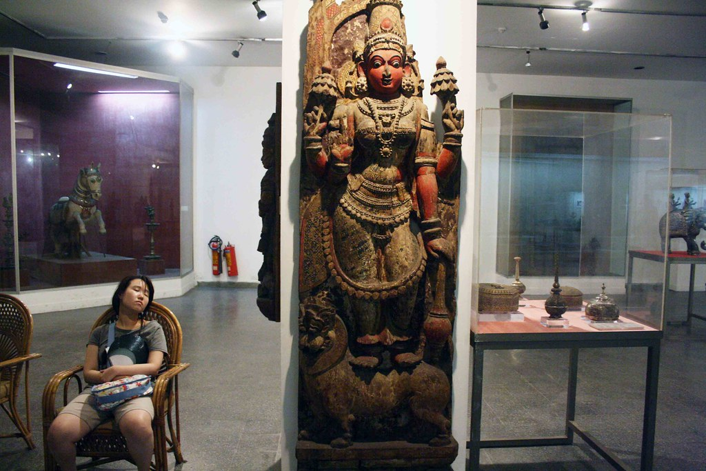 City Hangout – National Museum, Central Delhi