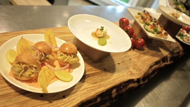 Ocean Wise @ Oru Restaurant | Fairmont Pacific Rim Hotel