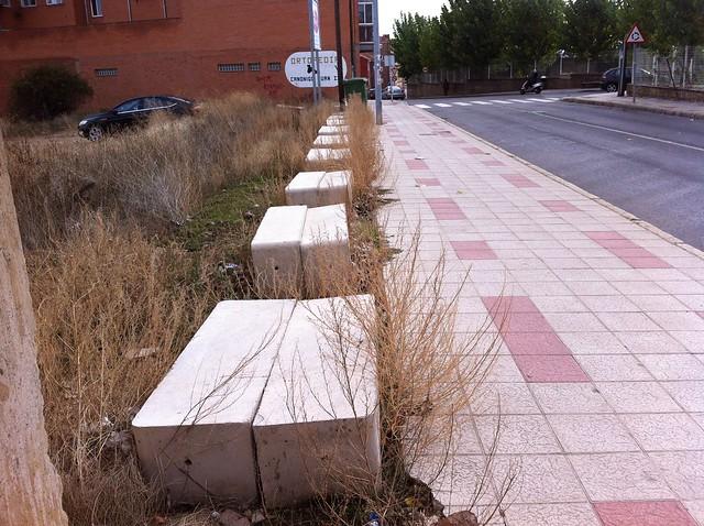 Parking hospitales León