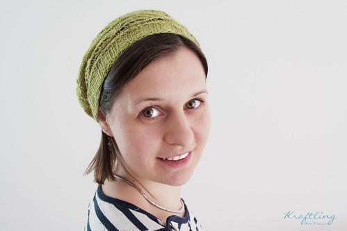 Sword Fern Lace hat