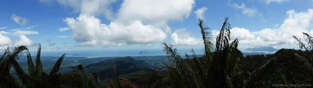Mount Serapi Panorama Summit