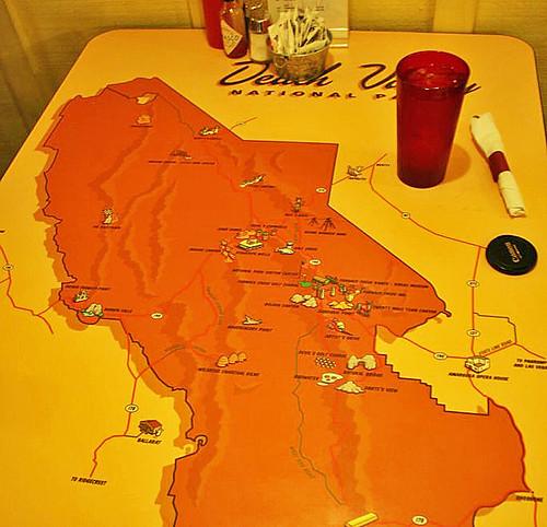 49er Tisch
