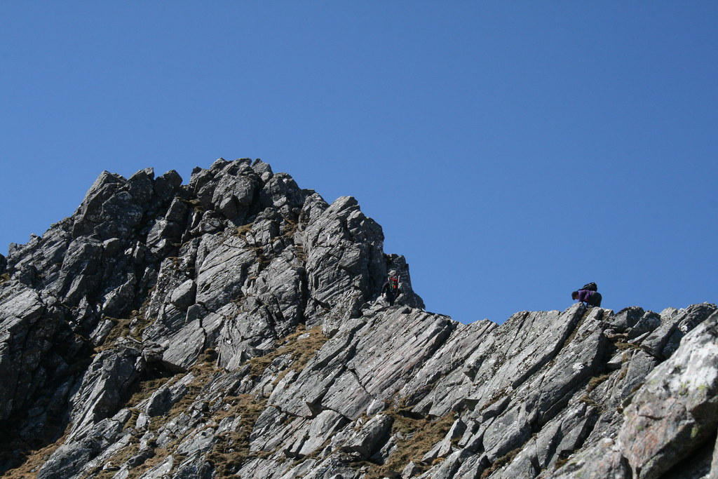On the Forcan Ridge