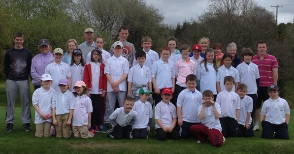 Deerpark Host Very Successful Easter Camp