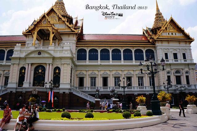 Day 3 Bangkok, Thailand - Grand Palace Bangkok 10