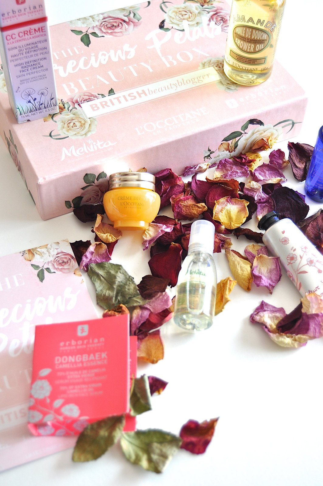 BritBeautyBlogger Precious Petals Box 1