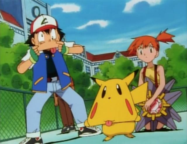 pikachu uses leer