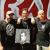 Dave, Rory, Matt