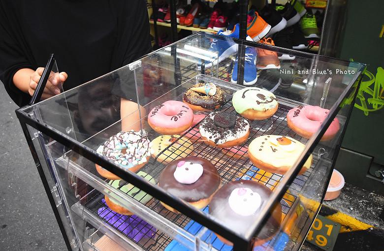 彰化員林JUICY DONUT創意造型甜甜圈01