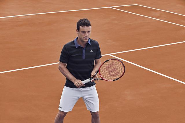 Roberto Bautista Agut Roland Garros 2016 outfit