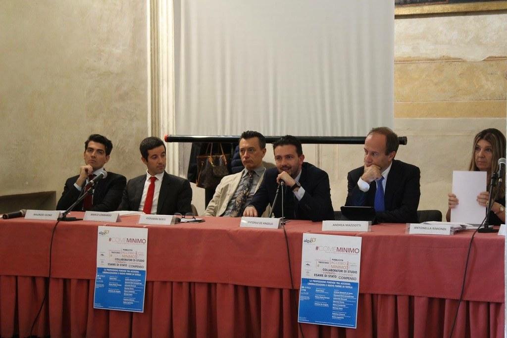 """""""Comeminimo"""" (PDL Mazziotti) - Bologna 29 aprile 2016"""