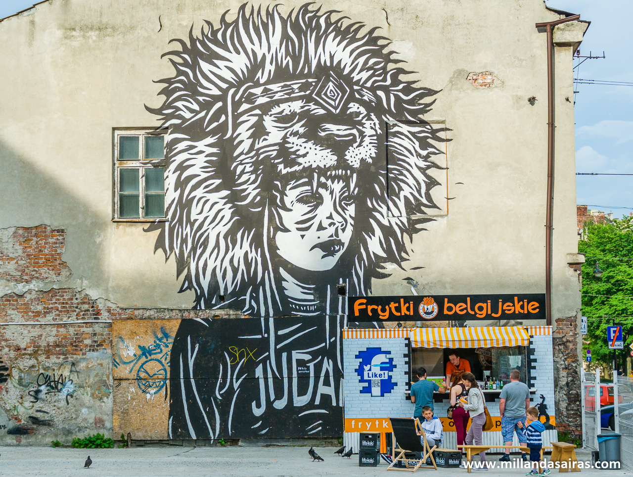 Por las calles del Kazimierz