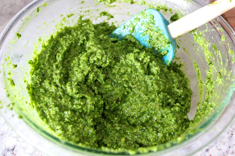 Ramp Pesto and Its Many Pleasures